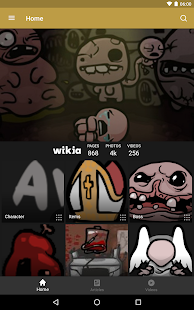 FANDOM for: Binding of Isaac - náhled