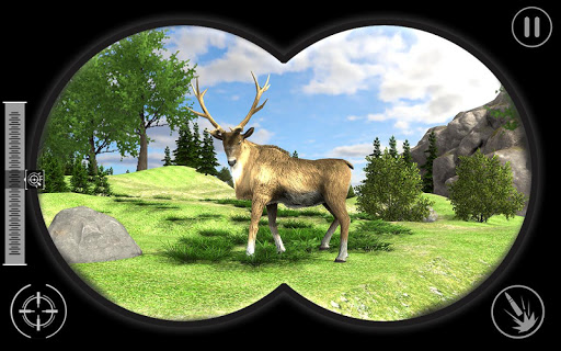 Real Jungle Animals Hunting - Best Shooting Game apkpoly screenshots 1