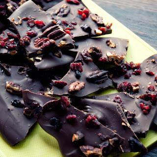 Sweet and Salty Chocolate BarkRecipe.