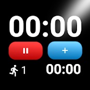 Stopwatch & Lap Timer - Advanced Sport Chronograph