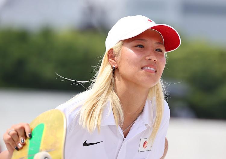 Aori Nishimura of Japan.