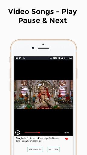 Lata Mangeshkar Old Hindi Video Songs - Top Hits 2.0.0 screenshots 2