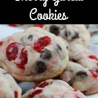 Cherry Garcia Cookies.