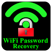 WiFi Password Recovery (ROOT)