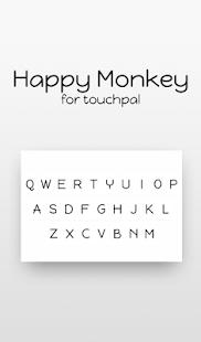 Free Happy Monkey Cool Font