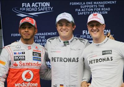 """Hamilton : """"Schumacher urinait dans sa combinaison"""""""