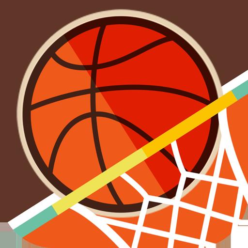 街头篮球投篮 體育競技 App LOGO-APP試玩
