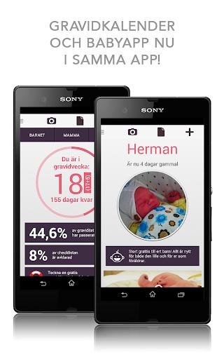 免費下載健康APP|Gravidkalender & BabyApp app開箱文|APP開箱王