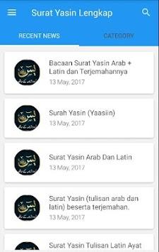 download surat yasin arab dan latin pdf