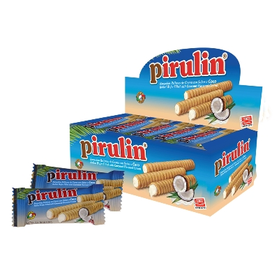 Chocolate Pirulin Coco Estuche 16Gr