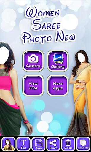 Women Saree Photo New