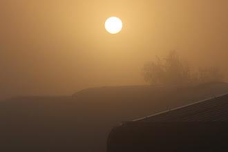Photo: ♫  Ah ! Lève-toi, soleil ... etc.  ♫
