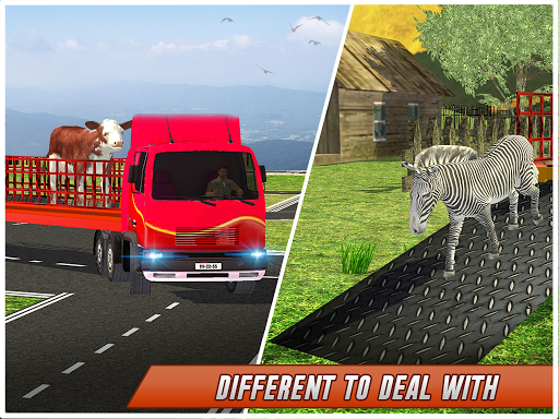 Farm Animal Transport Truck 2.5 screenshots 11