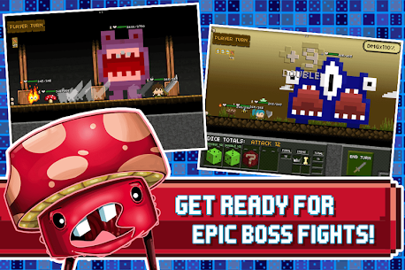 Tiny Dice Dungeon Mod Apk Download For Android and Iphone 4