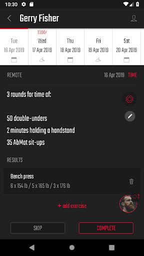 CrossKeeper screenshot 3