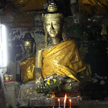 Photo: Day 338 - Buddha Inside Chiang Dao Caves #2
