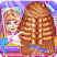 Princess Braided Hairstyles by Number