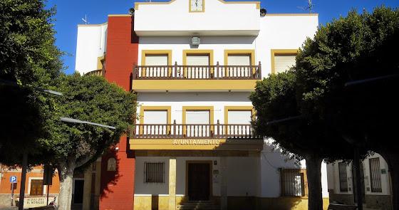 La Plaza de la Constitución de Huércal de Almería preparada para su remodelación