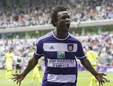 Idrissa Sylla reste à Anderlecht pour le moment