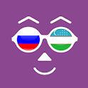 Русско-Узбекский разговорник icon