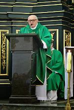 Photo: Ks. prałat Kazimierz Wójcikiewicz, spowiednik Sł. Bożej Anny Jenke w ostatnich latach Jej życia.