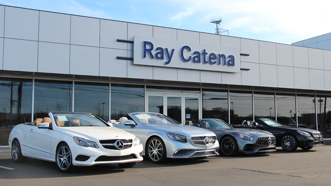 Ray Catena Mercedes >> Mercedes Benz Of Edison A Ray Catena Dealership Mercedes