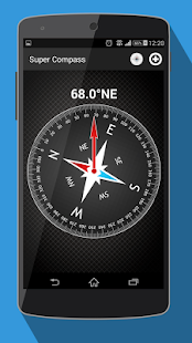 Compass for Android - App Free - náhled