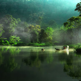 mysterious paradise by Irawan Sudjana - Landscapes Waterscapes ( romer dujaco )