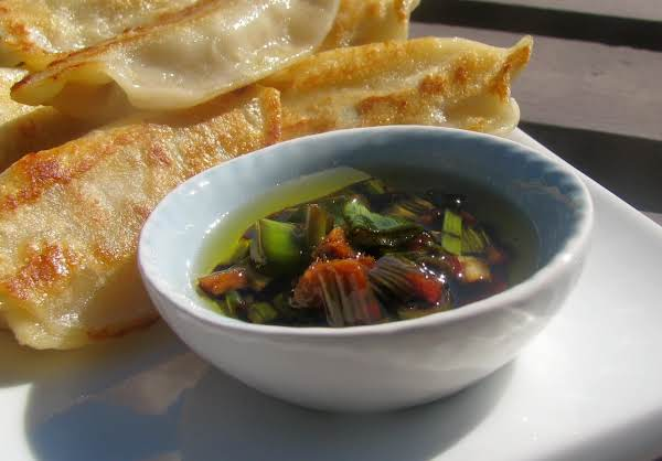 Chinese - Ginger Scallion Sauce Recipe