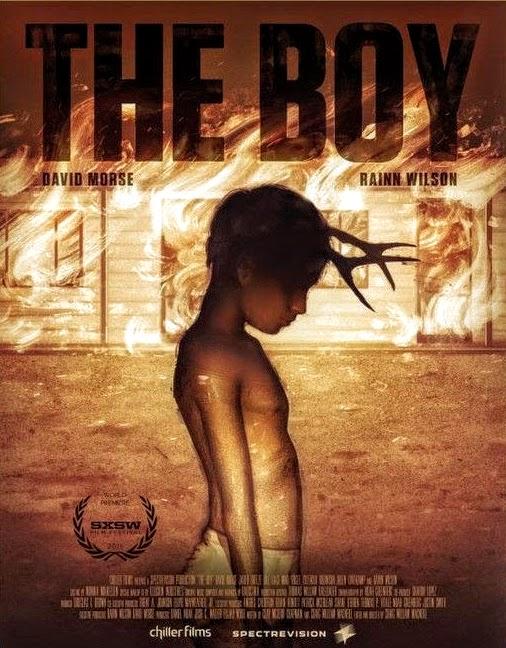 Filme Poster The Boy HDRip XviD & RMVB Legendado