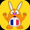 Learn French Language: Listen, Speak, Read Pro icon