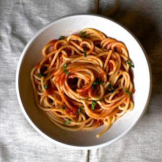 Naked Tomato Sauce