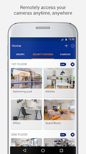 Lorex Secure 4.8.0 screenshots 1