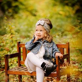 Autumn <3 by Klaudia Klu - Babies & Children Child Portraits