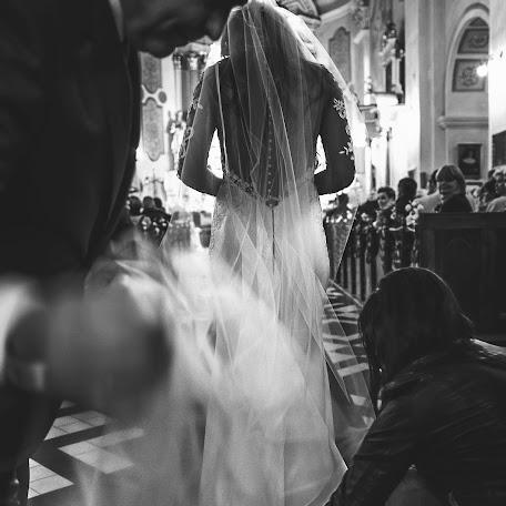 Wedding photographer Magdalena Sobieska (saveadream). Photo of 28.02.2018