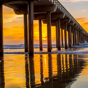 by Scott Padgett - Buildings & Architecture Bridges & Suspended Structures ( relax, tranquil, relaxing, tranquility,  )