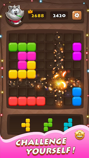 Puzzle Master - Sweet Block Puzzle modavailable screenshots 7