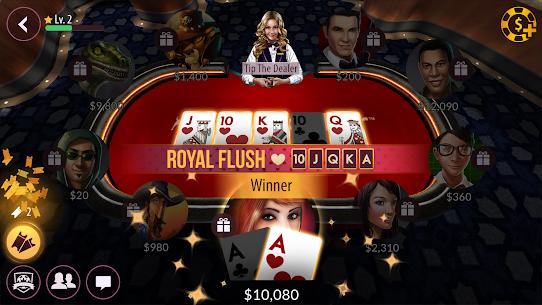 Zynga Poker – Texas Holdem 6