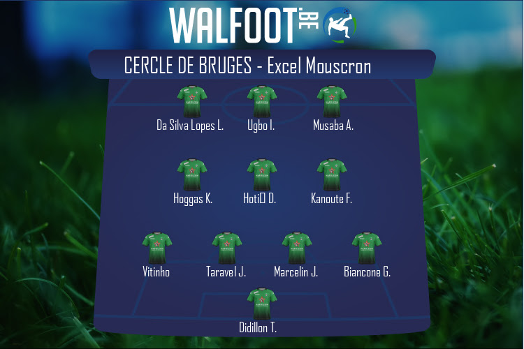 Cercle de Bruges (Cercle de Bruges - Excel Mouscron)