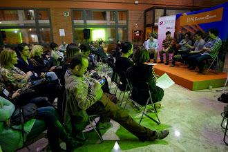 Photo: XIII FORUM D'OCUPACIO I EMPRENEDORIA DE LA FACULTAT D'ECONOMIA. IX HORCHATA AND TWITTS