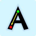 Write ABC - seven languages icon