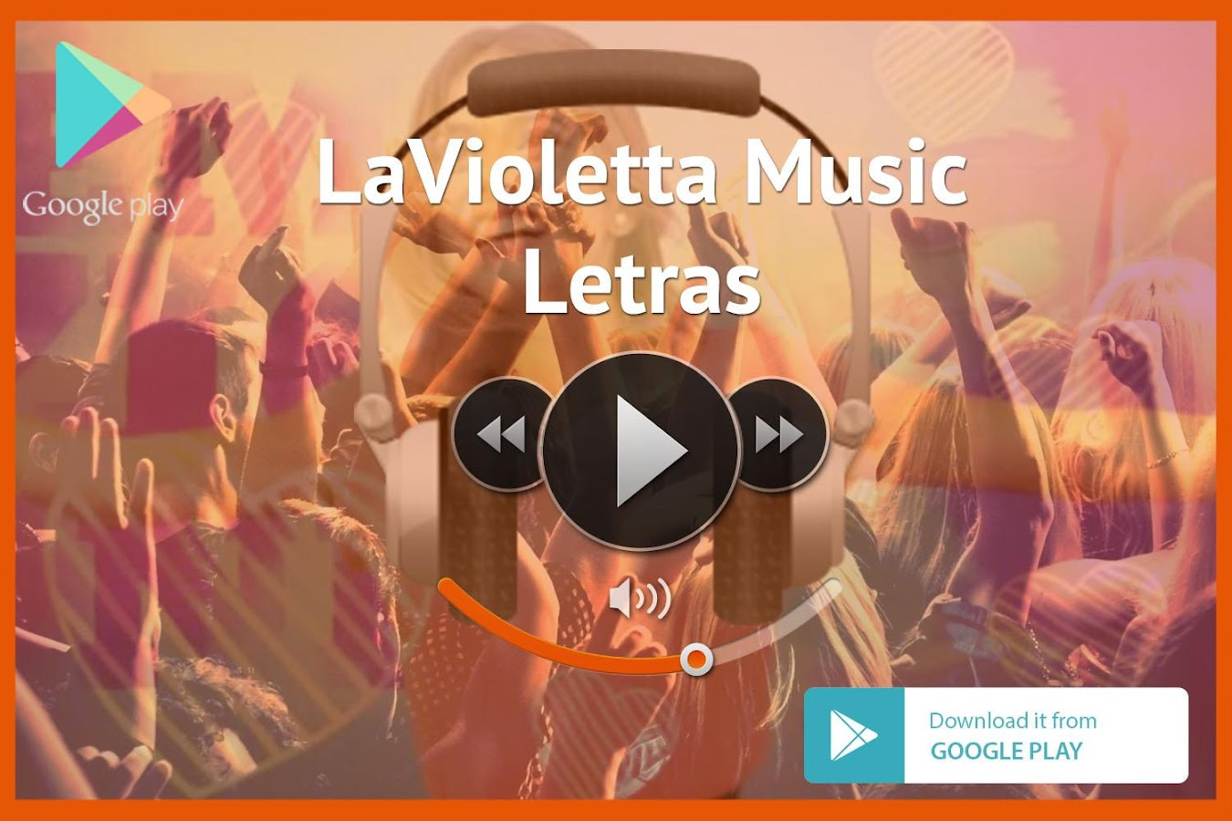 LaVioletta Music Letras- screenshot