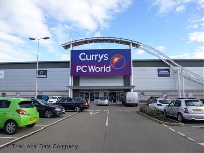 Currys Pc World On Rennys Lane Electrical Goods In Town Centre