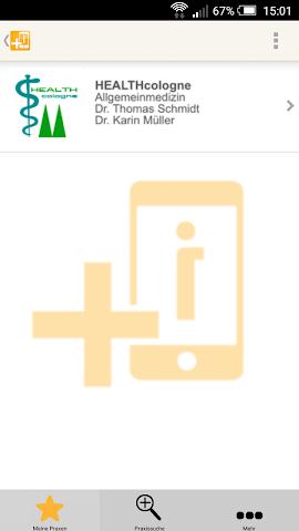 android Praxis Dr Swantja Bielski Screenshot 0