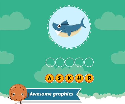 Word Kids; English For Kids android2mod screenshots 8