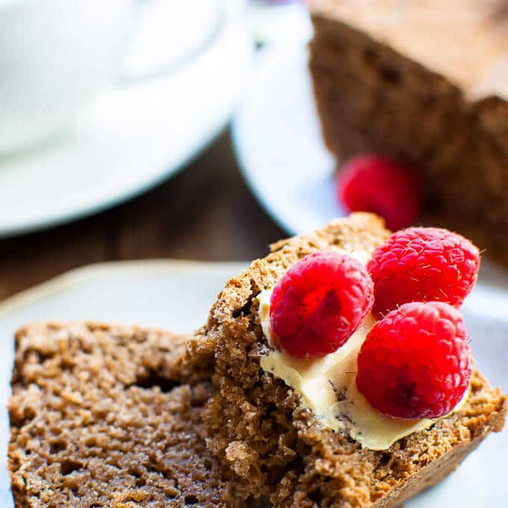 Sugar Free Gingerbread Loaf Recipe