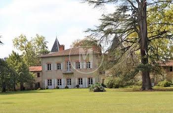 château à Cintegabelle (31)