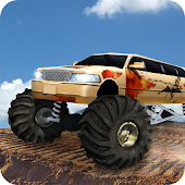 Offroad Limo Truck Driver Race