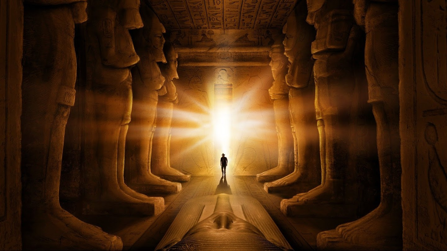 Expedition Unknown: Countdown to Egypt Live