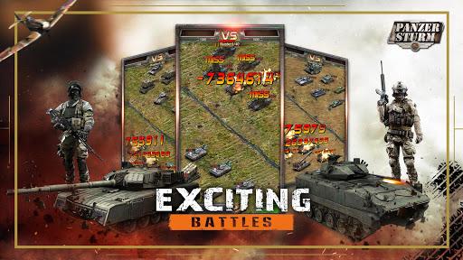 Panzer Sturm  screenshots 1